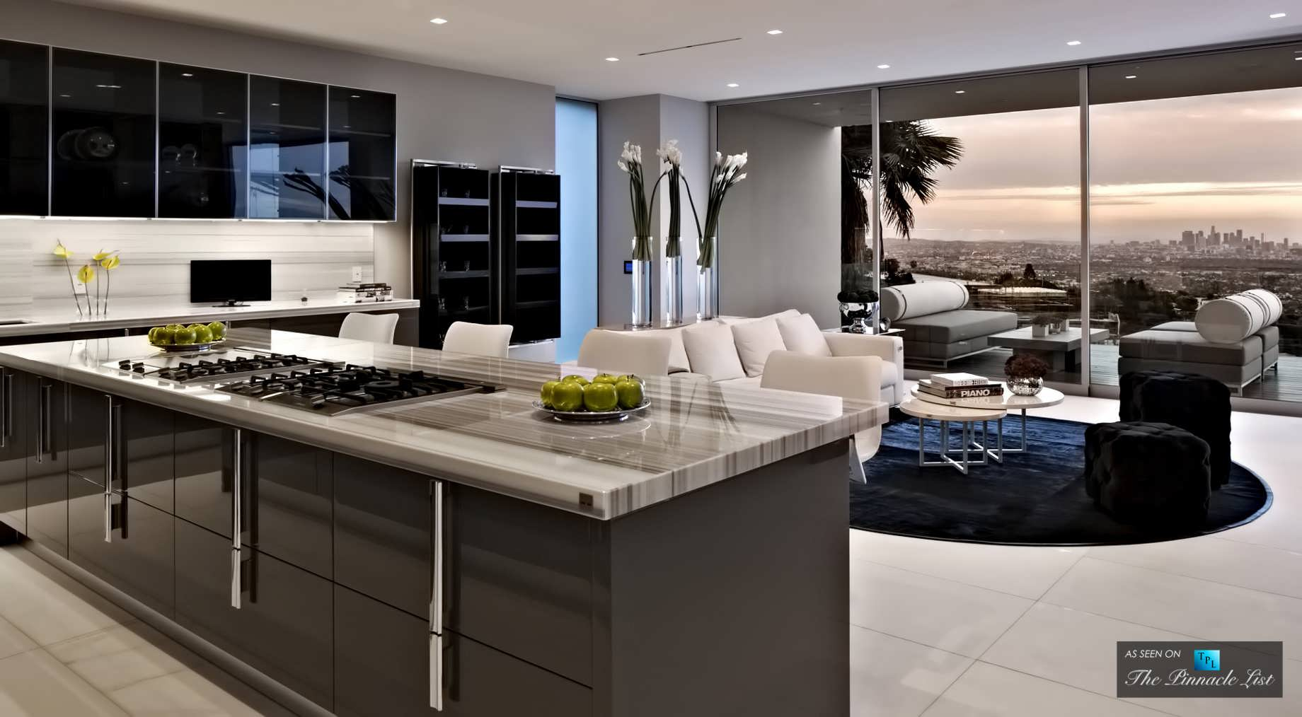 Designing the luxury kitchen of tomorrow today the for Luxury contemporary kitchens